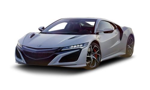 Honda NSX  V6 3.5 Twin Turbo
