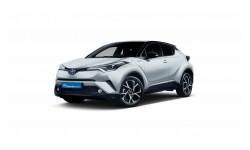 Toyota C-HR Dynamic + GPS