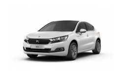 DS DS 4 Nouvelle 4 BE Chic Blue HDI 120 S/S
