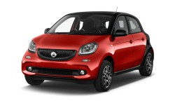 Smart Forfour BRABUS 0.9 109 ch S&S BA6